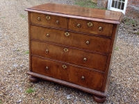1-17th-century-walnut-chest-of-drawers-front