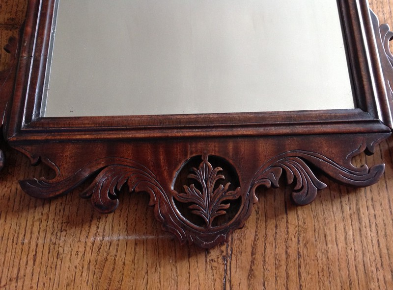 1-Antique-George-III-mahogany-mirror