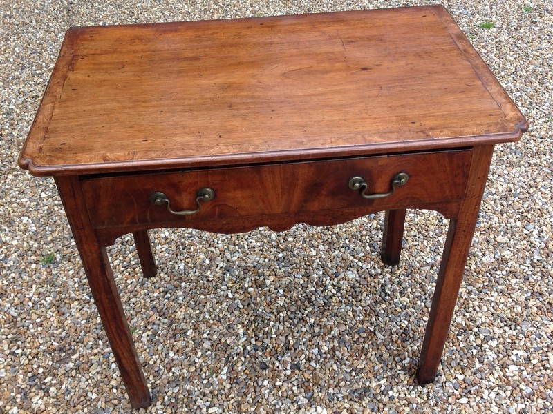 1-Antique-Mahogany-side-table