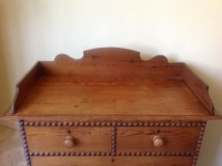 1-Antique-Regency-Victorian-pine-chest-of-drawers-top