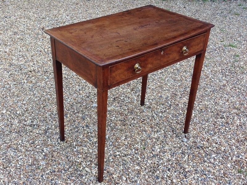 Georgian mahogany table