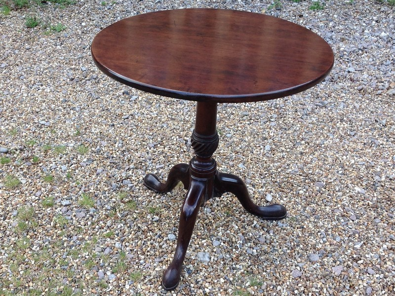 1-Georgian-mahogany-occassional-table