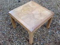 1-Low oak occassional table