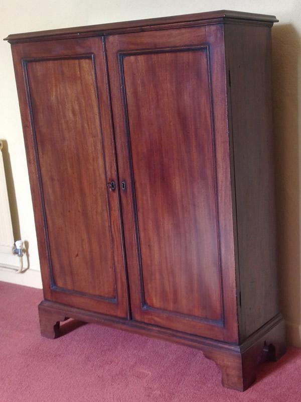 mahogany cabinet 1800 1