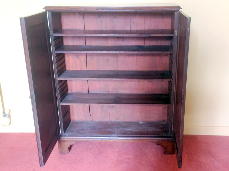 mahogany cabinet 1800 5