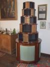 regency-revolving-bookcase-after