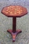 Regency Rosewood table