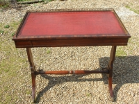 rosewood-writing-table-top