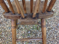 1-Two-antique-Windsor-chairs-John-Gomm